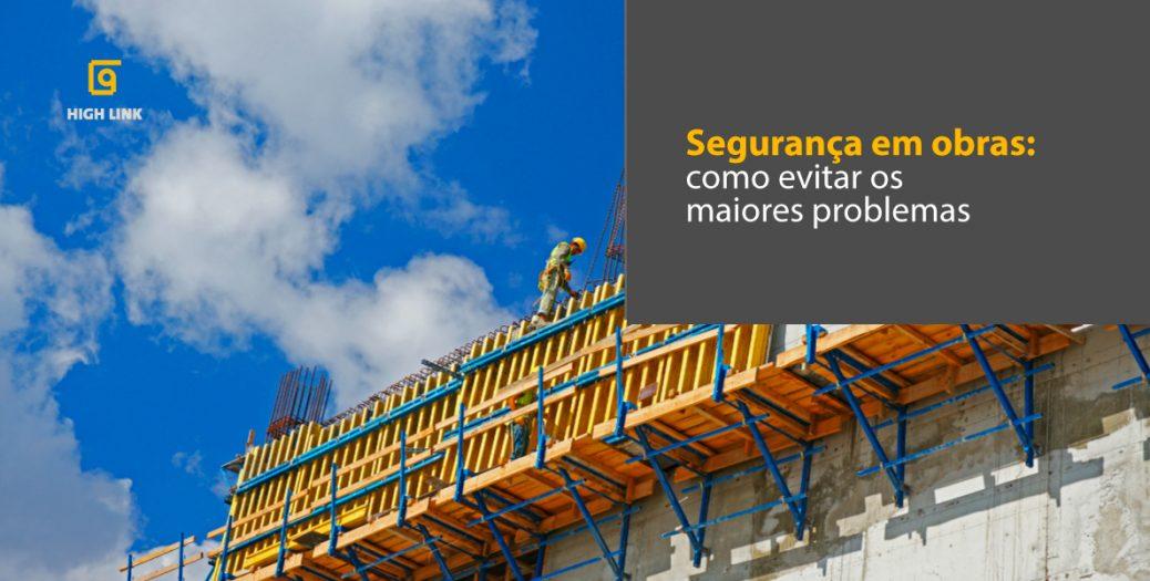 segurança em obras